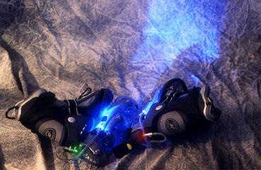 Fun und Sicherheit mit Bladelight