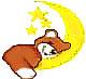 Schlaf gut und träum was Schönes!