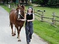 Tier der Woche vom 30.06.2008: Pony Stepke